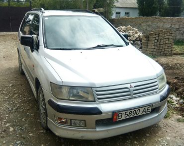 Mitsubishi Space Wagon 1997 в Баткен