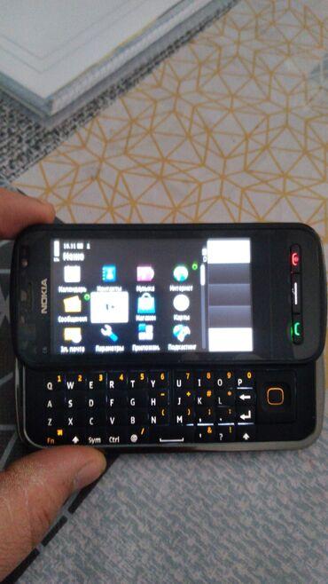 nokia c5 00 в Азербайджан: Nokia c6 00 hec bir prablemi yoxdu teze qalib pula ehtiyac olduqu ucun