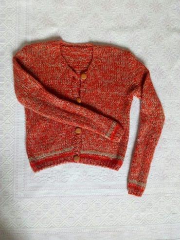 Vuneni džemper na raskopčavanje - Beograd