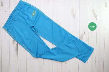 Спорт и отдых - Украина: Жіночі блакитні спортивні штани Bosco, p. M    Довжина:100 см Довжина