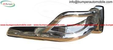 Volkswagen Karmann Ghia USA  year 1955 – 1966 bumper stainless steel in Amargadhi  - photo 4