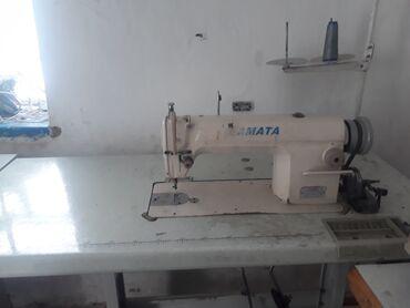yamata tikis masini в Кыргызстан: Швейная машинка YAMATA,стол в хорошем состоянии, звоните!!!