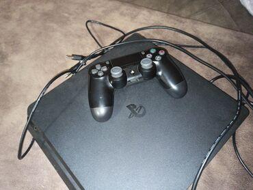 playstation 1 2 3 4 5 in Azərbaycan | DƏSTLƏR: PlayStation 4 Slim (1TB yaddaş )2 ədəd disk oyun verilir üstünde