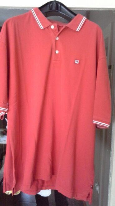 Muška odeća | Kragujevac: Muška majica, orginal Wilson, super stanje, veličina XL