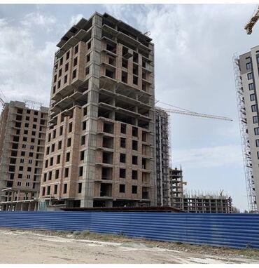 авангард стиль цены на квартиры in Кыргызстан | ПРОДАЖА КВАРТИР: Элитка, 3 комнаты, 100 кв. м Без мебели