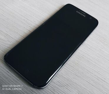 Б/у Samsung Galaxy S7 Edge 32 ГБ Черный