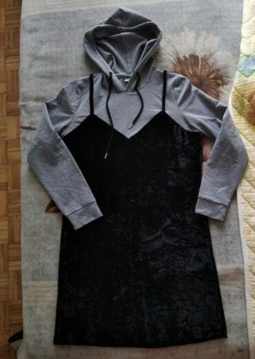 50 oglasa: Plisana haljinica, predivan model. Kao nova, bez ostecenja.Velicina