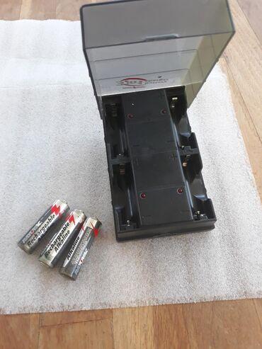 Зарядное устройство для акумуляторных батарей. Для напряжения 115