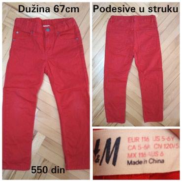 H&M pantalone za dečake - Vrsac