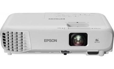 проекторы xpro в Кыргызстан: Проектор Epson EB-S05 LCDx3,SVGA 800x600 (1920x1080,1600x1200),3200 AN