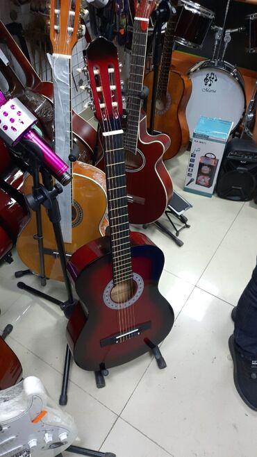 gitara klassik - Azərbaycan: Klassik gitara 4/4
