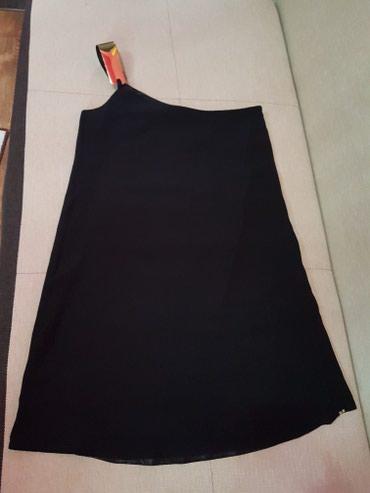 Продам новое платье,42-46 размер подходит,одевалось на пол часа в Лебединовка
