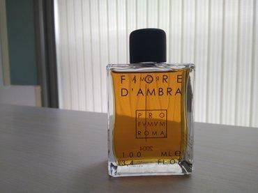 Bakı şəhərində Profumum roma fiore d'ambra edp 100 ml