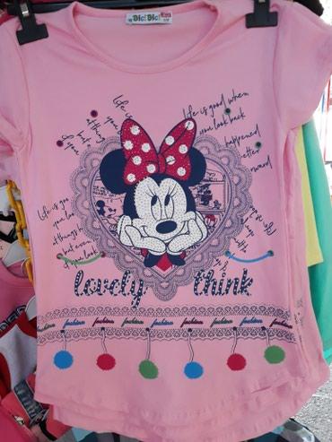 Dečiji Topići I Majice | Futog: Pamučne majice za devojčice, veličine 164 i 176