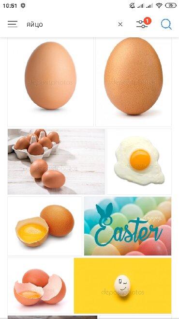 Продаю домашние яйца коричневого цвета,желток почти красный,высшего