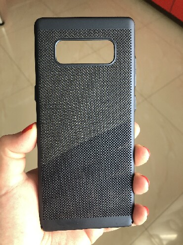 Samsung galaxy mega 2 - Srbija: Futrola- Samsung Galaxy Note 8 . Nova, ne koriscena. Teget boje