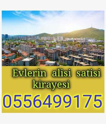 Emlak ev alqi satqi kiraye 410 azn в Bakı