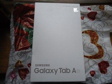 Bakı şəhərində Samsung Galaxy Tab A6 (2017) Planşet Samsung Galaxy Tab A6 təzədir