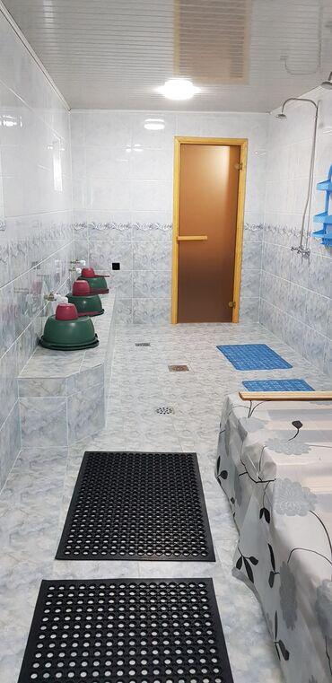 продажа квартир в бишкеке с фото в Кыргызстан: Баня Семейная с паром. Акция до осени по 150с/человека в час! После р