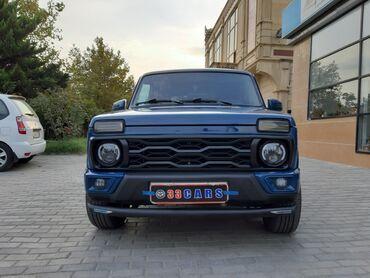 niva satilir - Azərbaycan: VAZ (LADA) 4x4 Niva 1.7 l. 2013 | 165000 km