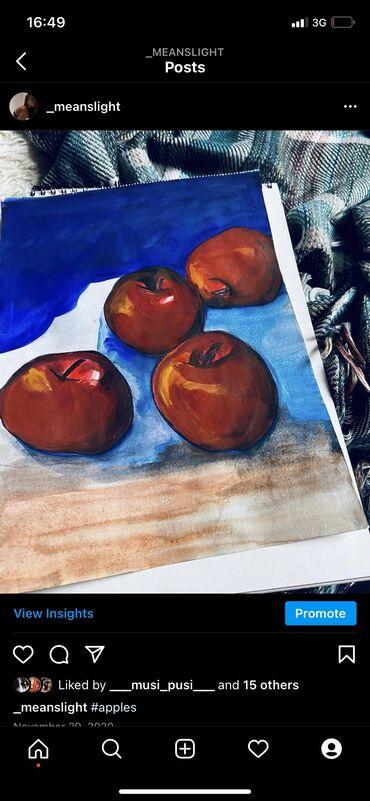Watercolor/ акварель