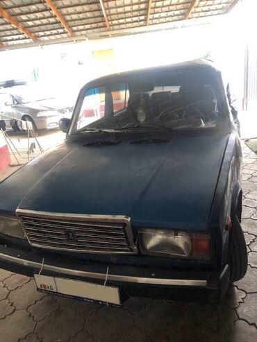 продажа номеров авто бишкек в Кыргызстан: ВАЗ (ЛАДА) 2107 1.6 л. 2008   121212 км
