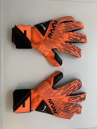 Вратарские перчатки Puma Future 5.2 Размер: 8