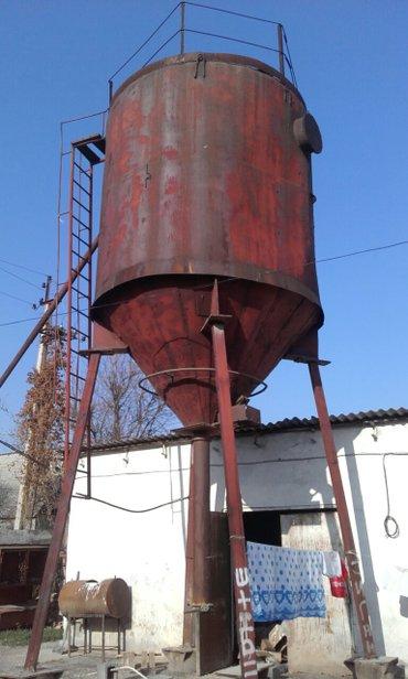 Продаю бункер для сыпучих материалов торг уместен в Бишкек