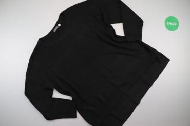 Жіночий стильний светр з подовженою спинкою Yessica, p. XL    Довжина