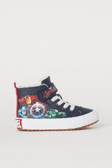H&M кроссовки, новые, размер: 34 Цена окончательная