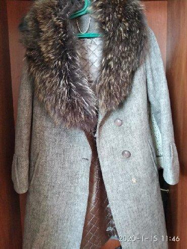 Пальто-Турция. в отличном состоянии.размер 46