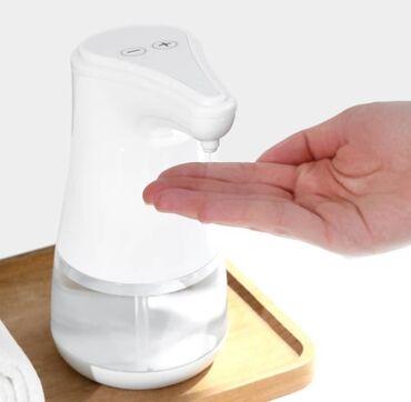 Санитайзер - диспенсер - дозатор электронный для дезинфекции рук