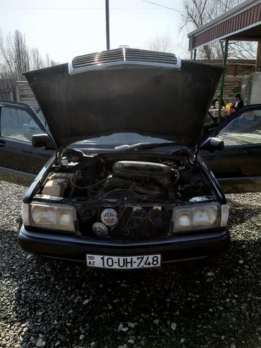 Mercedes-Benz A 190 2 l. 1989 | 260000 km