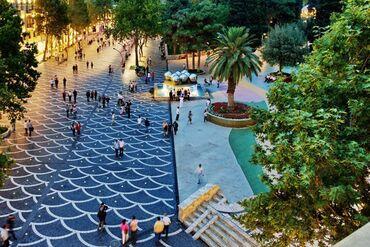 Otel və hostellər - Azərbaycan: Hotel şəhərin mərkəzində,Fəvvarələr meydanında icarəyə verilir.Ümumi
