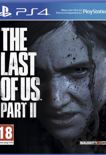 The last of us 2 akkauntu (OFFLİNE) satılır. akkauntda çox oyun var
