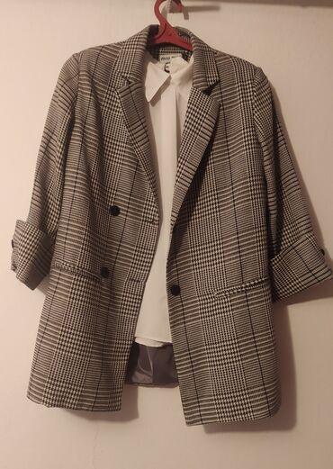 Новое ! Пиджак отличного качества размеры 46,48