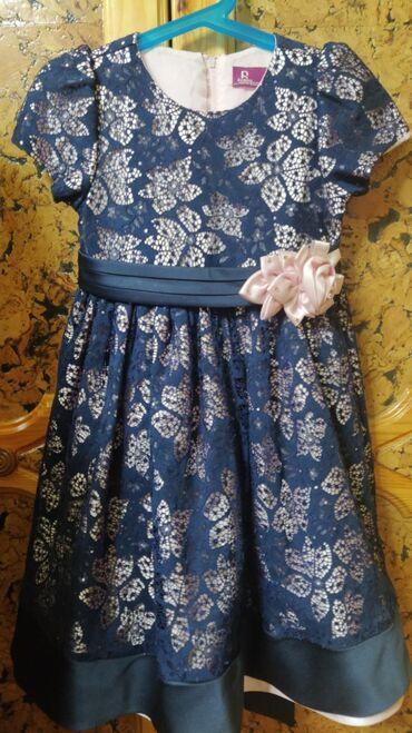 plate na 10 11 let в Кыргызстан: Шикарное бальное платье,сверху шитье,подклад х/б, смотрится