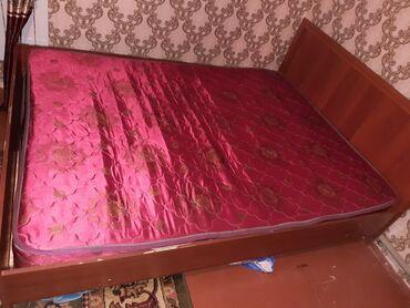 Дом и сад - Сузак: Продаю двухместную кровать отдам за 2500 сомов