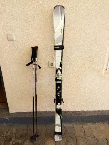 Спорт и хобби - Маевка: Продаю лыжи фирмы ELAN AMPHIBIO. Состояние отличное дефекты