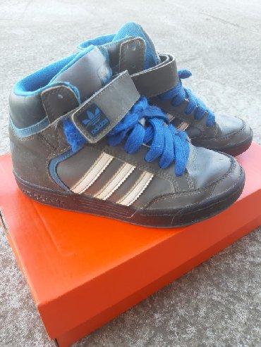 Dečija odeća i obuća - Barajevo: Decije patike adidas. Velicina 32. Cena 700 din