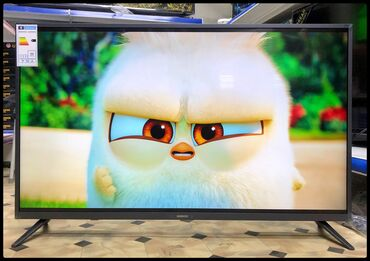 """hd-mpeg4-dvb-t2 в Кыргызстан: Акция!!! Телевизор Daewoo 43"""" Android OS 4K Ultra HD с безупречной цве"""