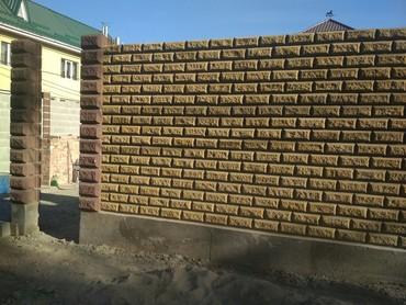 Пескаблок койобуз ылдам жана сапаттуу в Лебединовка