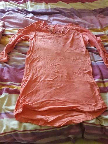 Ostalo | Ruski Krstur: Bodi majica-tunika sa tricetvrt rukavima, velicina L/Xl