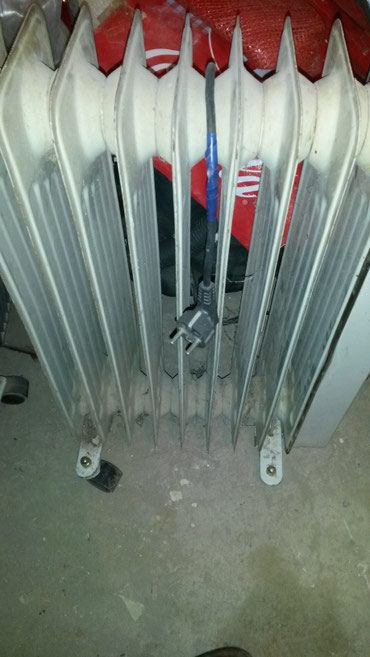 Bakı şəhərində Ardo el.radiator işləıkdir.