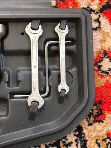 продажа бу инструмента в Кыргызстан: В продаже имеется: набор инструментов на автомобиль bmw e39. Набор
