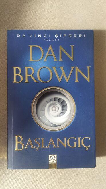 Dan Brawn-Başlangıç-13AZN (Orjinaldırtürk dilindədir,yenidir