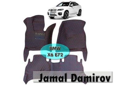 bmw-x6-xdrive30d-steptronic - Azərbaycan: BMW X6 E72 üçün ayaqaltilar. Коврики для BMW X6 E72.  Car mats for BM
