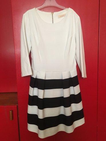 Haljina kao nova,jednom obucena ali bukvalno,duzina je iznad - Kragujevac