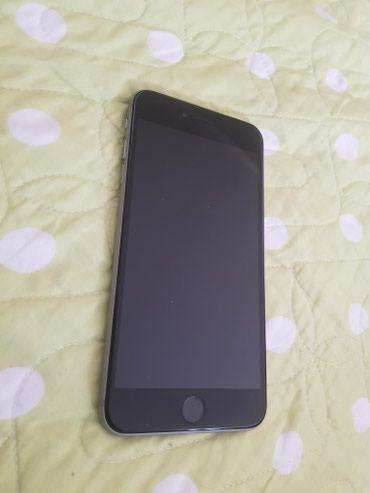 IPhone 6s plus space gray в Бишкек