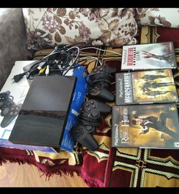 PSP (Sony PlayStation Portable) - Azərbaycan: Playstation 2 cox az islenib aldiq amma usaqlar istemedi tezeeden